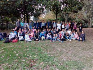 Cross secteur de Nantes le 18 octobre 2017